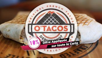 Restaurant O'Tacos - Tours Nord