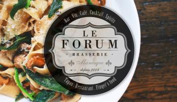 Restaurant Le Forum - Brasserie