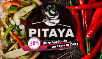 Restaurant Pitaya - Tours Nord