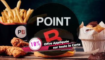 Restaurant Point B - Tours