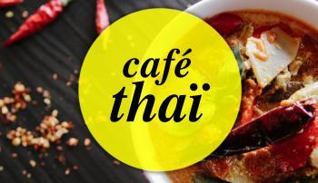 Restaurant Le Café Thaï