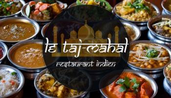 Restaurant Le Taj Mahal