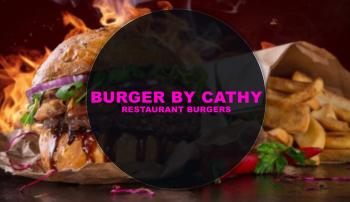 Restaurant Burger by Cathy