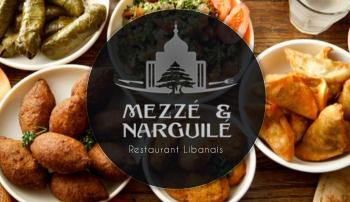 Restaurant Mezzé & Narguilé
