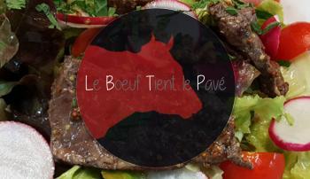 Restaurant Le Boeuf tient le Pavé
