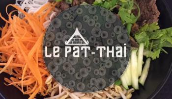 Restaurant Le Pat Thaï