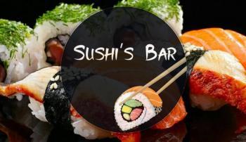 Restaurant Sushi's Bar