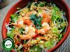 Salade de crevettes Thaï
