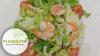 E3 Salade aux crevettes épicée