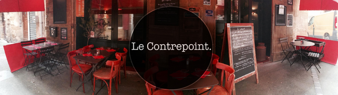 Le Contrepoint.