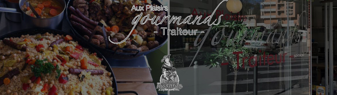 Aux Plaisirs Gourmands